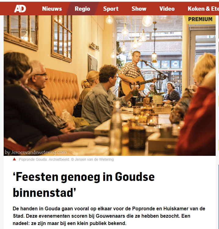 Publicatie AD 28dec-2018
